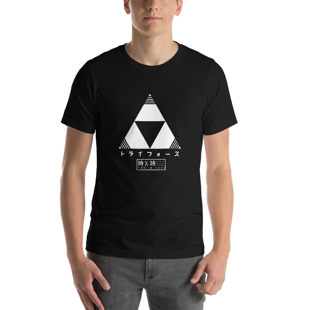 Triforsu [トライフォース] Short-Sleeve Unisex T-Shirt