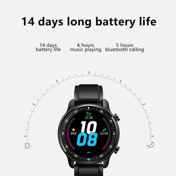 14 day battery life