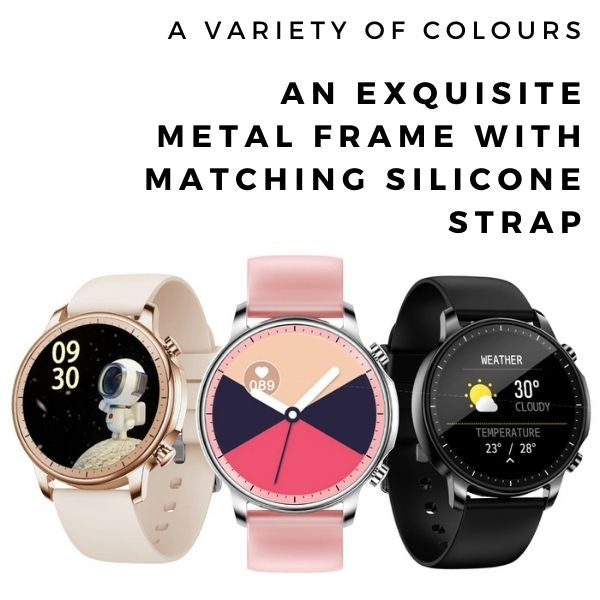 V23 Smart health watch matching colours