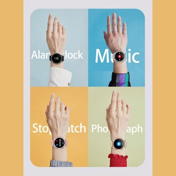 v23 Smart Health Watch features
