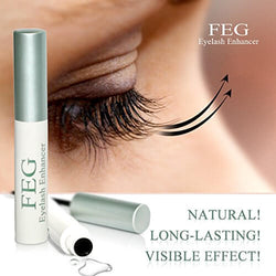 Image of natural long lasting effect