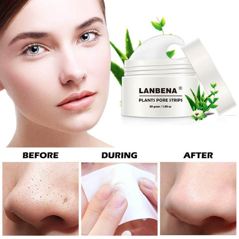 Image of Lanbena Blackhead Pore Strips