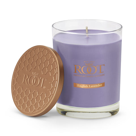 Root English Lavender Candle