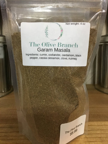 Mountain Rose Herbs Garam Masala, Mountain Rose Herbs - The Olive Branch