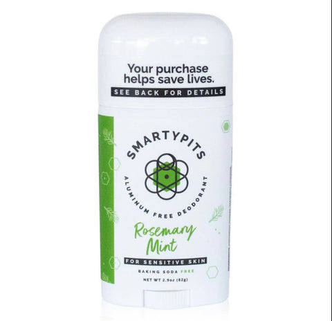 SmartyPits Sensitive Skin
