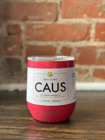 CAUS Stainless Drink Tumbler Coral, CAUS - The Olive Branch