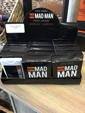 Mad Man Pocket Cologne