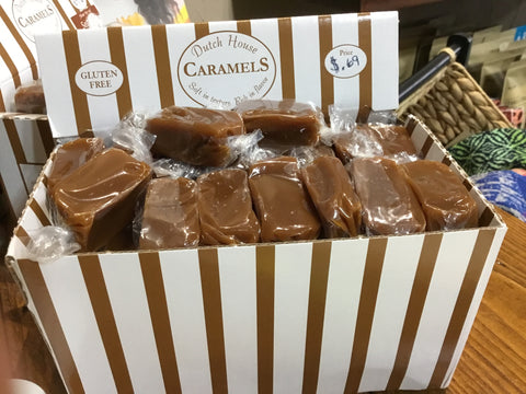 Dutch House Caramels Gluten Free, Dutch House Caramels - The Olive Branch