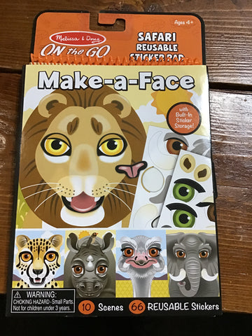 Melissa & Doug On The Go Safari