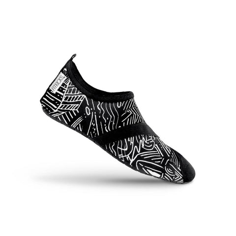 Fitkicks Deep Rhythm Print, Fitkicks - The Olive Branch