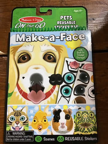 Melissa & Doug On The Go Pets