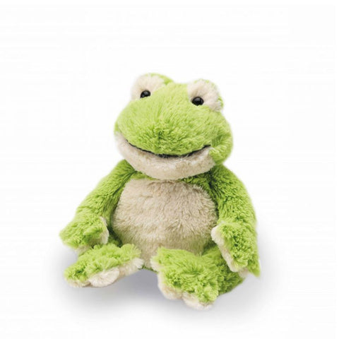 Warmies Cozy Plush Frog