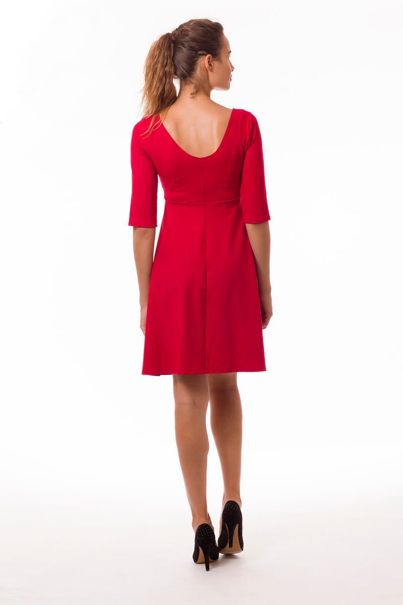 Robe Jonnie - Rouge