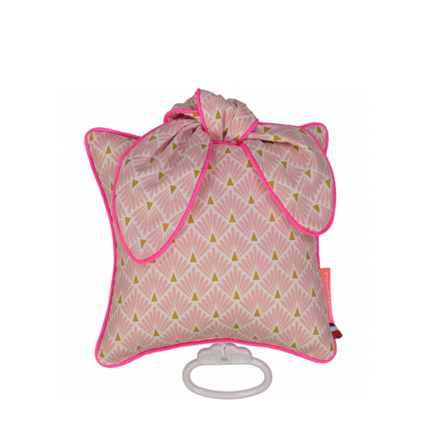 Minibam Coussin Amy – Rose