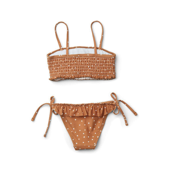 Bikini Riley - Terracotta pois