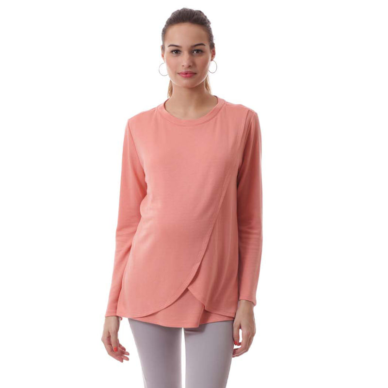 Top Anneli - Terracotta