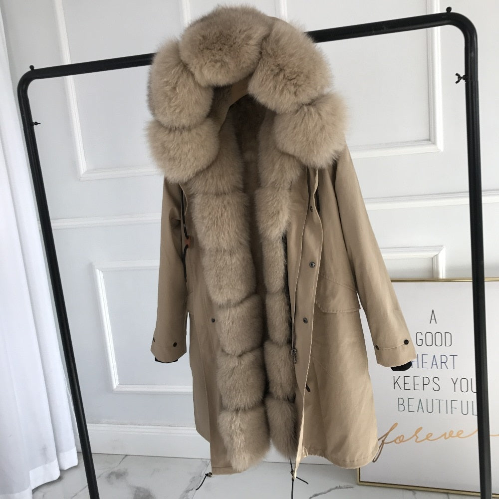 SB Parka Long - 8 Colors