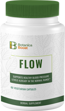Load image into Gallery viewer, Botanica Boost Flow Herbal Supplement Supports Healthy Blood Pressure Levels (60 Capsules)