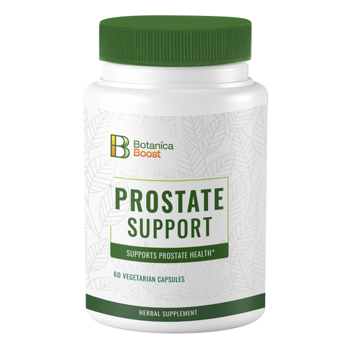 Botanica Boost Prostate Supplement for Men (60 Capsules)