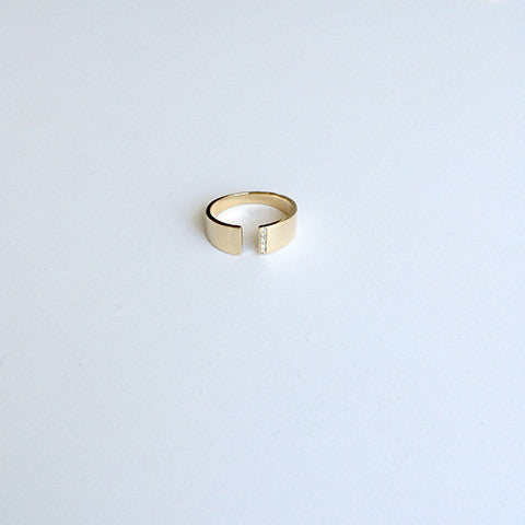 Petit Split Myth Ring