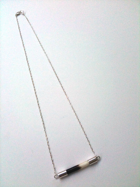 Small Trapeze Necklace