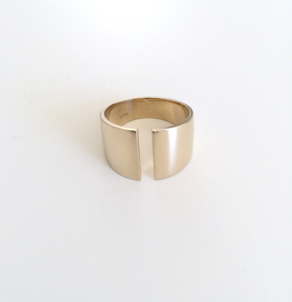 Split Myth Ring - Small