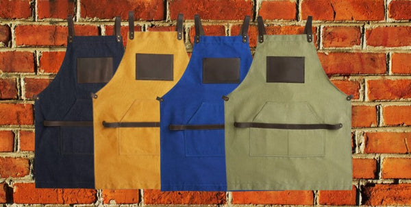 personalized aprons by olpr.