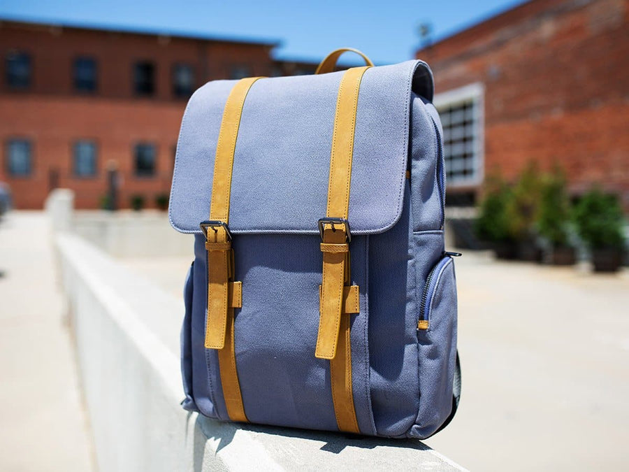 image of business and travel backpack