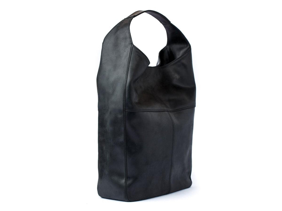 black hobo bag photo