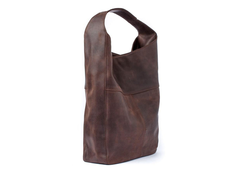 brown hobo bag photo