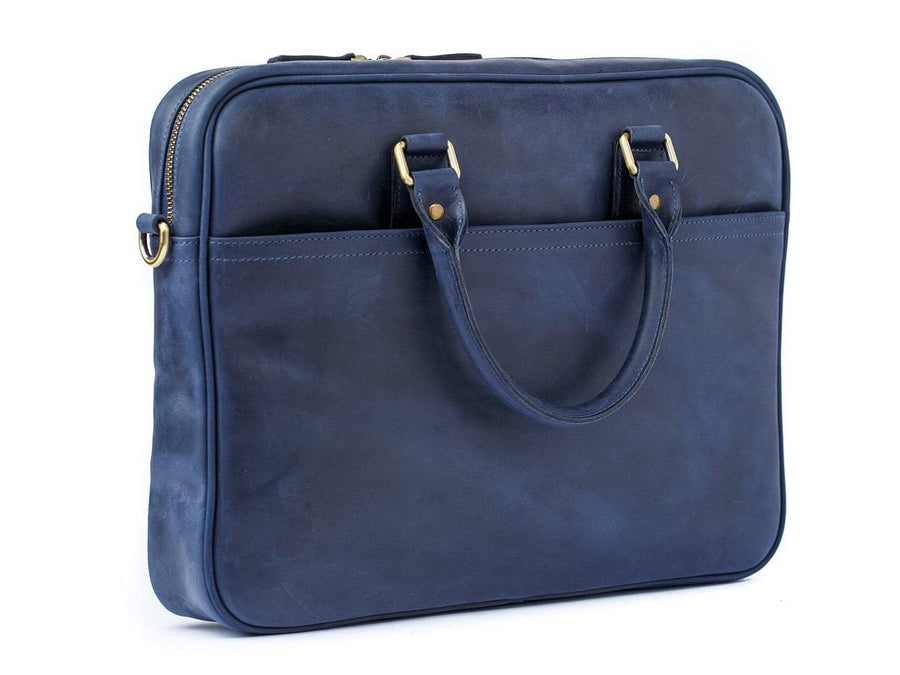 navy weekday laptop bag photo