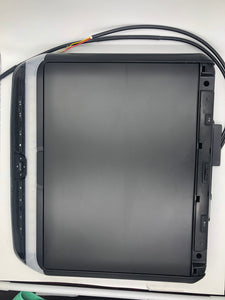 "13"" Overhead DVD Flip down Monitor play"