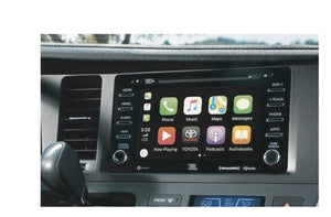 Toyota system Android and Apple phone control system