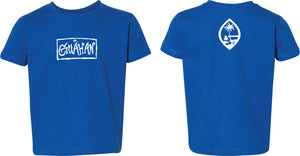 Guahan Bar Tee (Toddler)