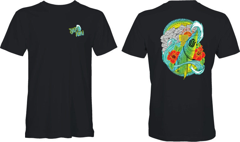 Tribal Surf Tee