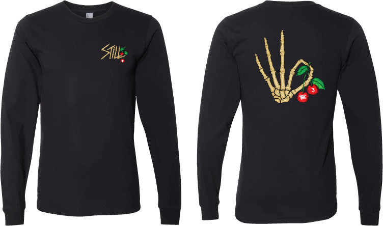 Still Cherry (3yr Anniversary) Long Sleeve