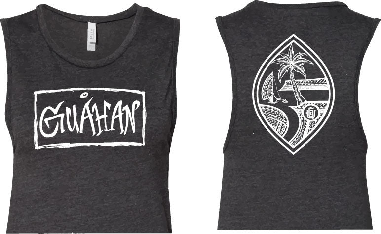 Guahan Bar Women's Sleeveless Crop
