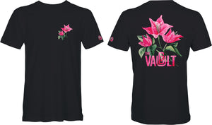 Beauganvilla Floral Tee