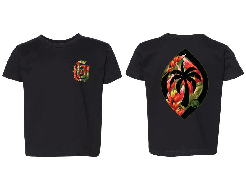 GU Logo (Bird of Paradise - Red) Tee (Infant)