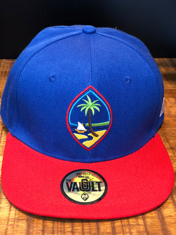 Guam Seal Outline Hat