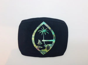 Guam Seal Face Mask - Coconut Tree