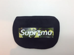 Suprimu Face Mask - Green Camo