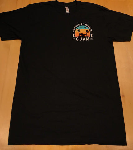 Pinnacle of Paradise Guam Tee