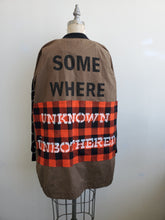 Load image into Gallery viewer, Unknown grunge jacket
