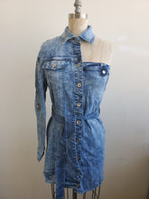 Load image into Gallery viewer, Misty Deconstructed denim dress