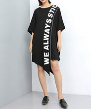 Load image into Gallery viewer, Stick To Our Style T-Shirt Midi Dress