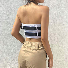 Load image into Gallery viewer, Malianna Backless Strapless Tube Top