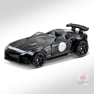 Hot Wheels - '15 Jaguar F-Type Project 7 - DVB12