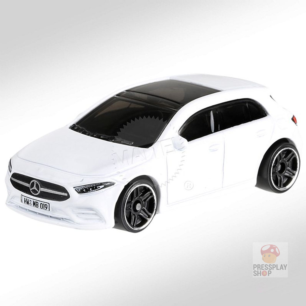 Hot Wheels - 19 Mercedes-Benz A-Class - FYB47