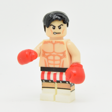 Load image into Gallery viewer, Custom Minifigure - based on the character Rocky